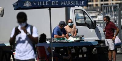 """En colère après avoir été placée en """"alerte maximale"""", Marseille demande un report des mesures"""