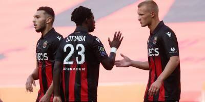 Dolberg et Claude-Maurice de retour dans le groupe de l'OGC Nice pour affronter Bordeaux