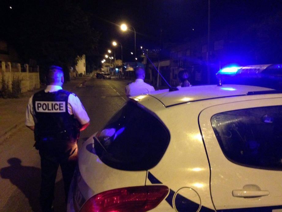 Les faits remontent à la soirée de samedi, dans le quartier de l'Ariane à Nice.
