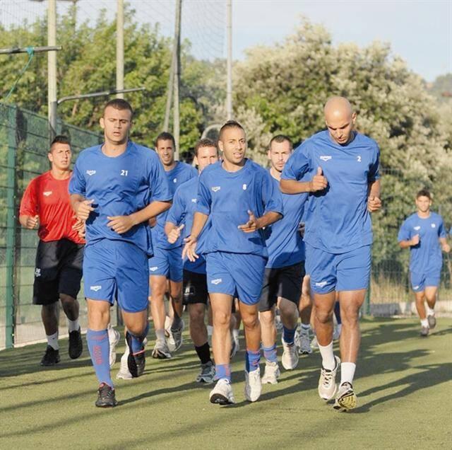 Les Grassois ont repris le chemin de l'entraînement.