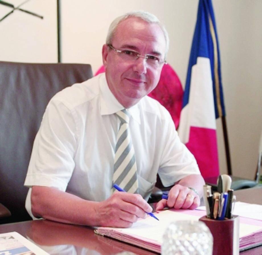 Jean Leonetti : « Pas une réunion de crise »  - 13930489.jpg