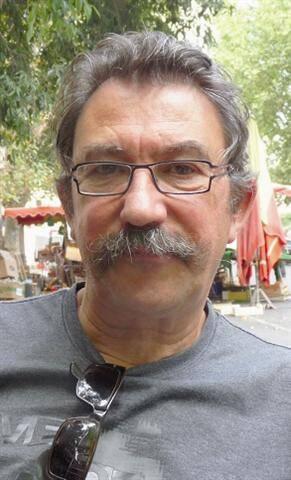 Jean-Pierre Cressent représente la Fédération des motards en colère.
