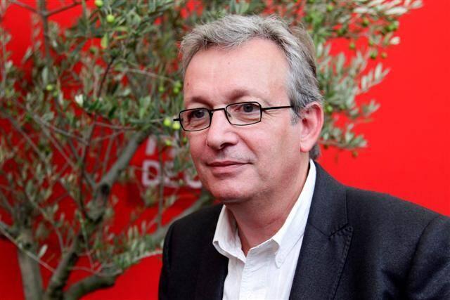 Pierre Laurent, secrétaire national du Parti communiste.