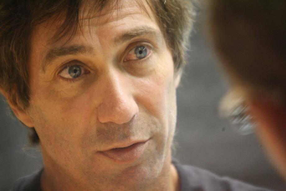 L'entraîneur Laurent Tillie peut se poser des questions avant la réception de Sète ce soir. Son effectif est réduit comme peau de chagrin.(Photo A. B.-J.)