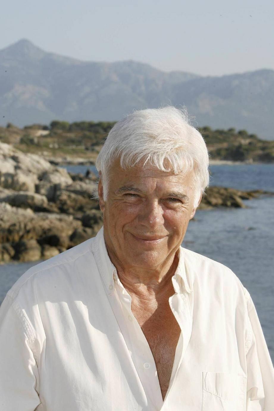 « J'ai réalisé récemment que je pourrais être le père de Christine Lagarde et ça m'a filé un coup au moral. »(Photo Gérard Baldocchi)