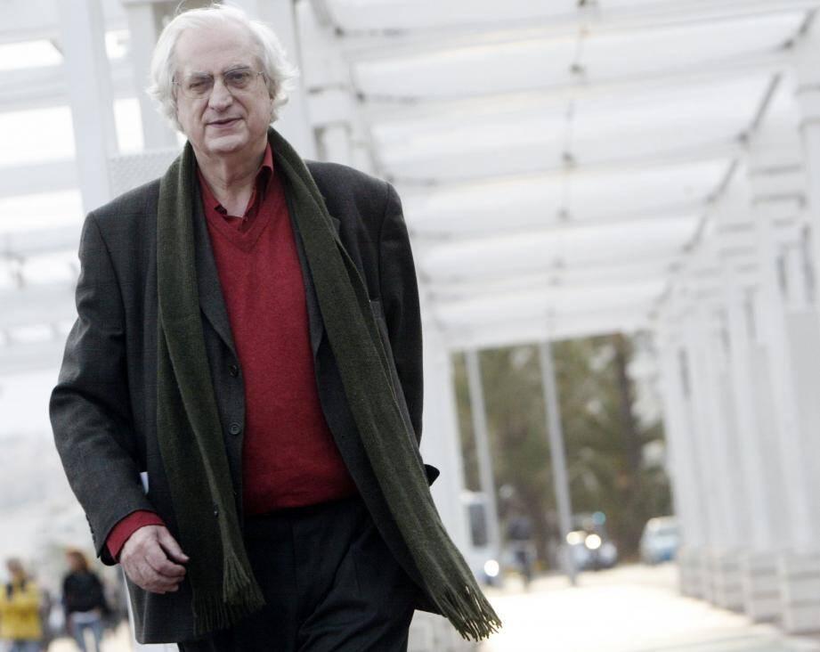 A 70 ans, Bertrand Tavernier nourrit encore de nombreux projets. (Photo Franck Fernandes)