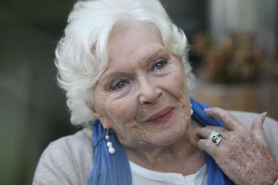 À 83 ans, l'artiste se glisse dans la peau d'une milliardaire abusée par ses proches.(Photos A. B.-J)