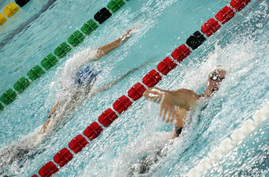 La natation est une activité adaptée à la pratique sportive pour les asthmatiques.(Photo Olivier Ogéron)