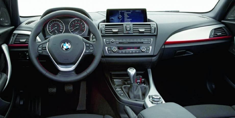Les réglages du châssis profitent au confort à bord. Le plaisir de conduite reste toujours au top. (Photos BMW)
