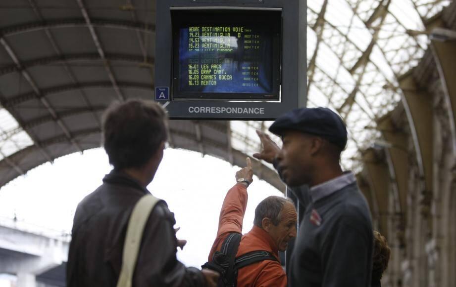 85 % des horaires des 15 000 trains qui circulent chaque jour sur le réseau français vont être modifiés.
