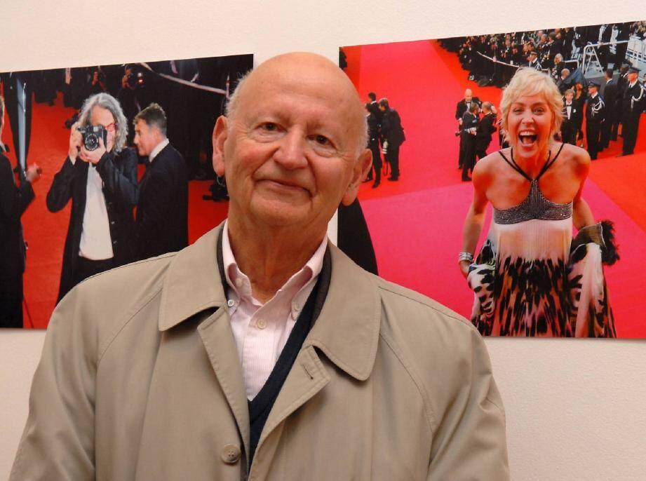Le président du Festival de Cannes expose ses photographies au centre d'art La Malmaison jusqu'au 13 novembre.(Photo Gilles Traverso)