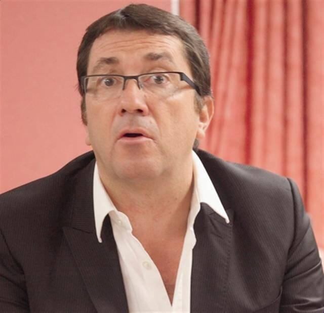 Bruno Valentin, vice-président de l'UPE 06.