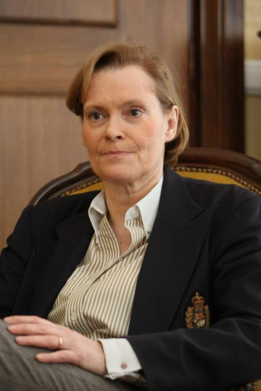 La sous-préfète Dominique-Claire Mallemanche court de réunion en réunion dans le cadre de l'organisation du G20.(Photo FC)