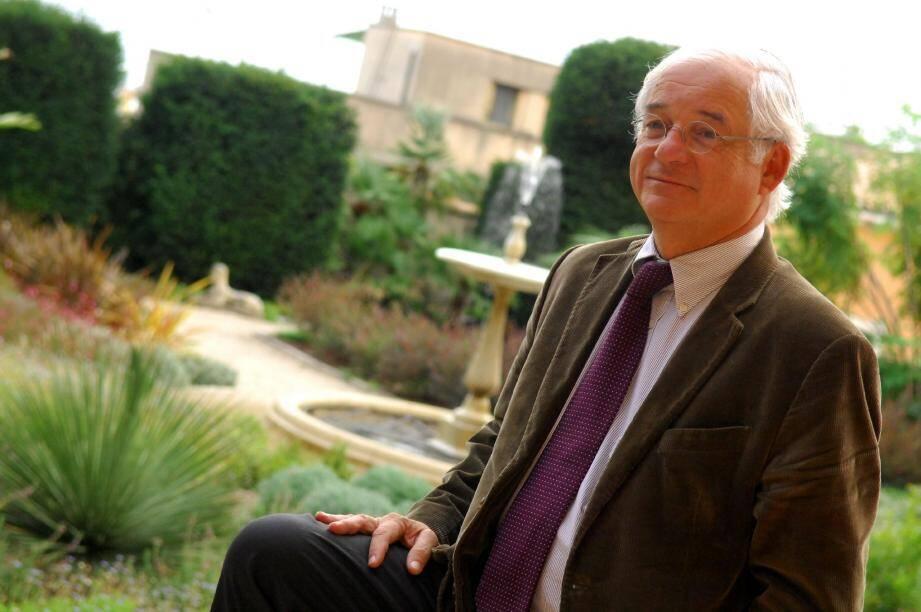 Eric Fabre, directeur commercial de Fragonard.(Photo XG)