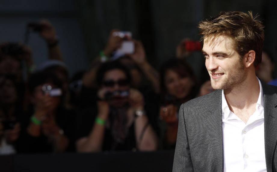 Robert  Pattinson :  « J'espère  venir à Cann - 14950668.jpg