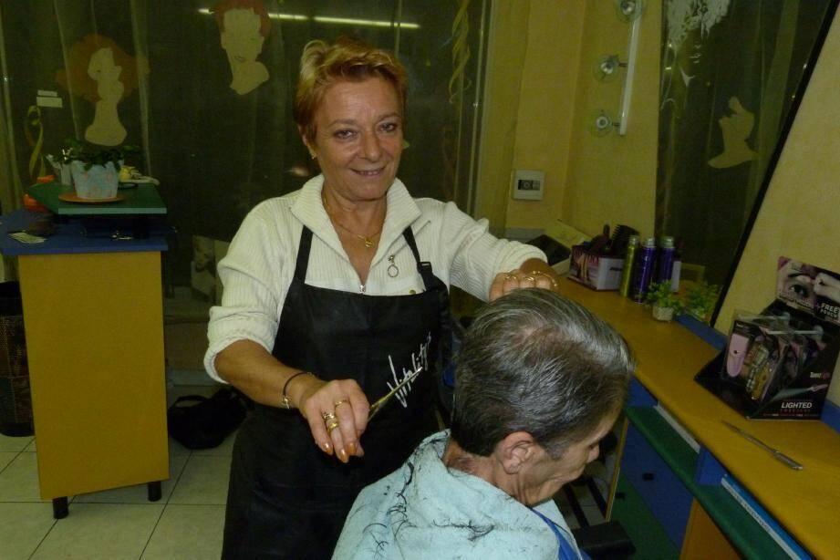 Marie-Paule Lamouroux a repris l'entreprise familiale, il y a seize ans.