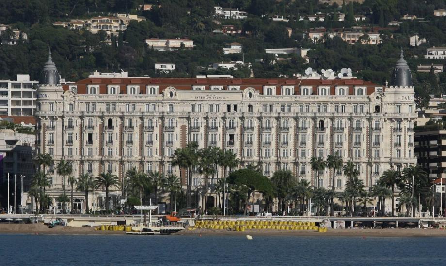 Le chantier de rénovation et d'agrandissement, d'un montant de 100 millions, va durer huit mois.(Photo A. B.-J.)