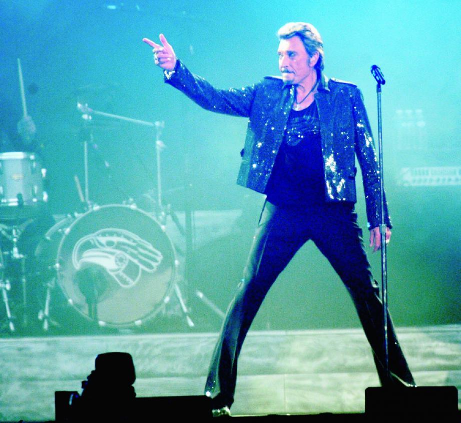 Le chanteur se produira au Sporting d'été de Monaco les 19,20 et 21 juillet, dans le cadre de sa tournée 2012.