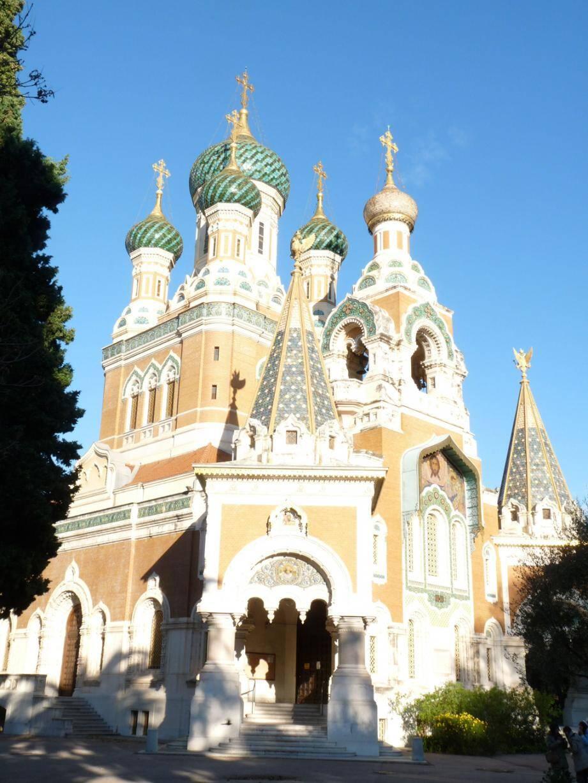 La cathédrale Saint Nicolas est retournée dans le giron du patriarcat de Moscou, avec un nouveau recteur.