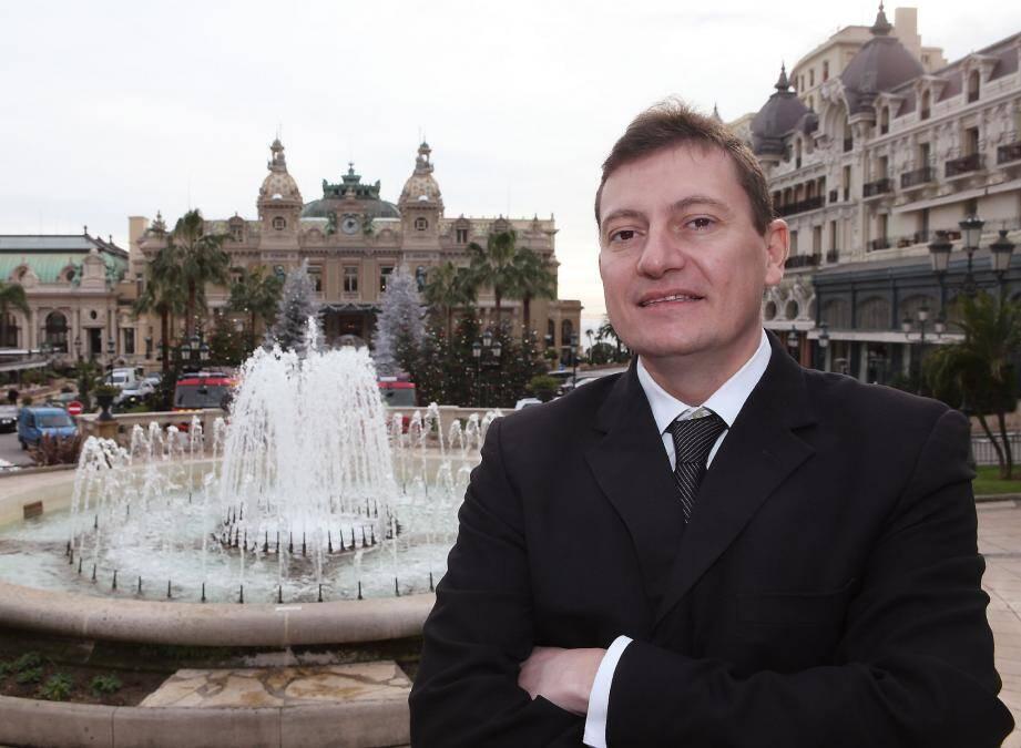 Guillaume Rose, directeur du Tourisme monégasque est en poste depuis deux mois.