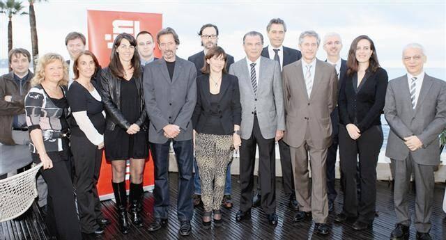 Les membres du Club éco de Monaco-Matin ont évoqué cet atout majeur qu'est la culture dans le superbe cadre du Café LLorca du Grimaldi Forum.