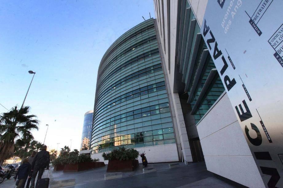 Le siège administratif de la métropole se situe à l'Arénas, dans l'immeuble Le Plaza.