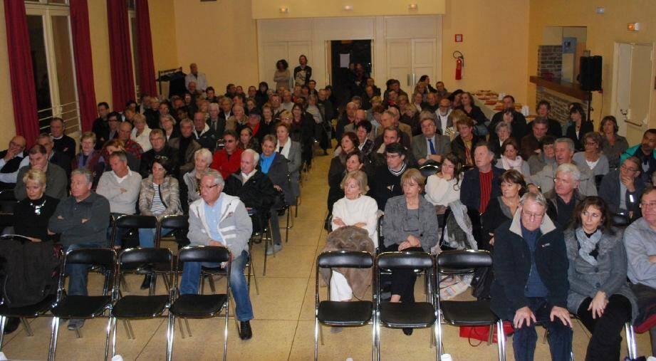 Les nouveaux électeurs ont fait connaissance avec leurs élus et les spécificités de la commune.