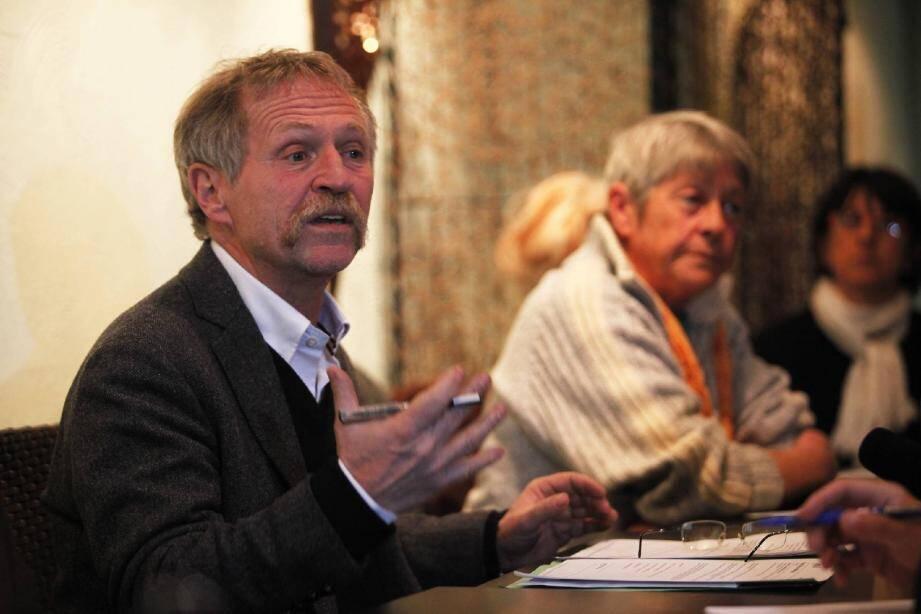 José Bové, député européen d'Europe-Ecologie- - 15724985.jpg