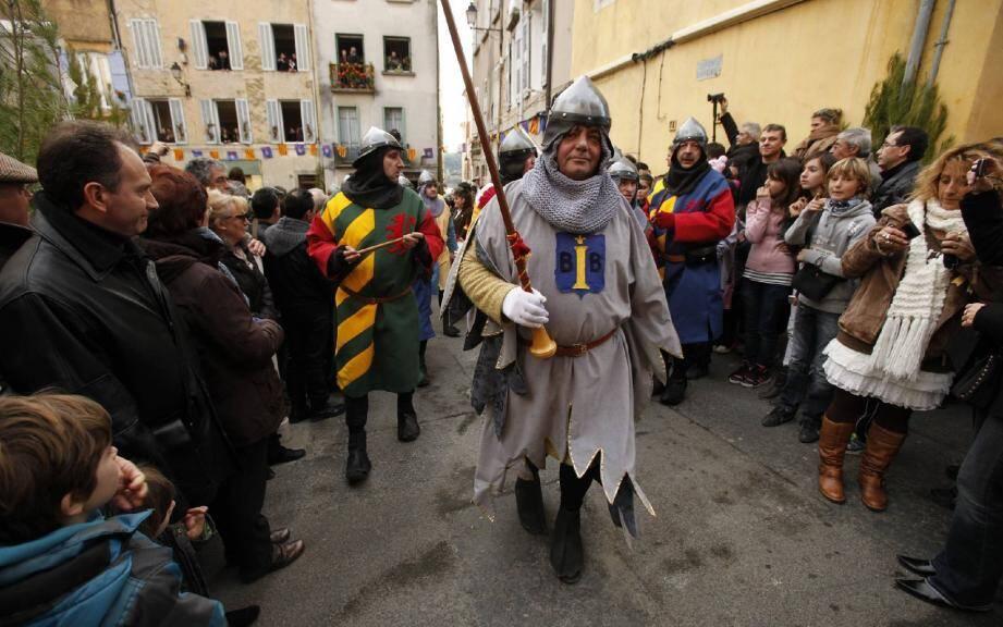 La 662e fête de la Saint-Marcel, une manifestation toujours aussi populaire.