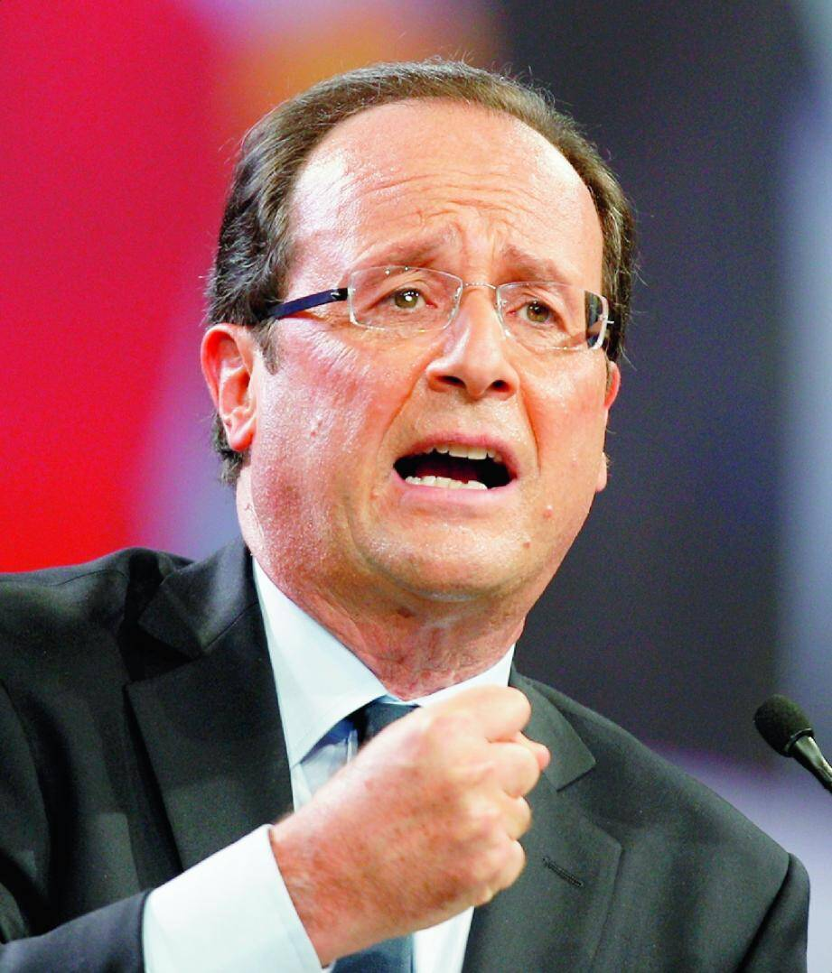 François Hollande dit vouloir « aller à la rencontre des Français pour porter le changement que beaucoup attendent ».