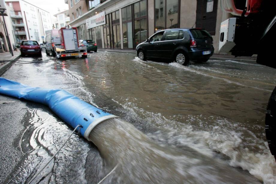 Le ministère de l'Intérieur versera à la ville une subvention de 150 000 euros suite aux dégâts causées par les inondations du mois de novembre.