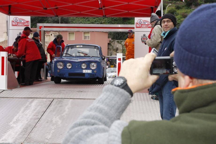 Les amateurs de voitures anciennes vont se régaler lors de ce 15e rallye Monte-Carlo historique.