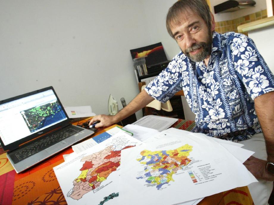 André Laurenti, d'Azur séisme, donne son analyse.