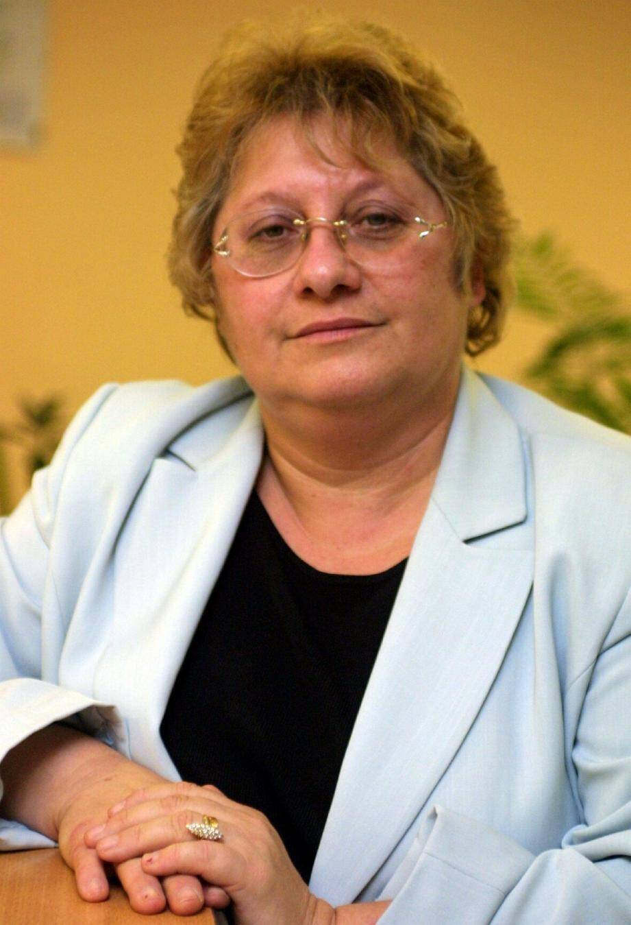 Jacqueline Matheron.