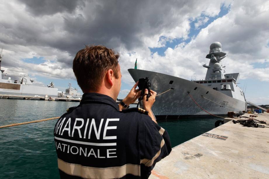 Admise au service actif en juin 2011, la frégate « Chevalier-Paul » a notamment participé aux opérations en Libye.