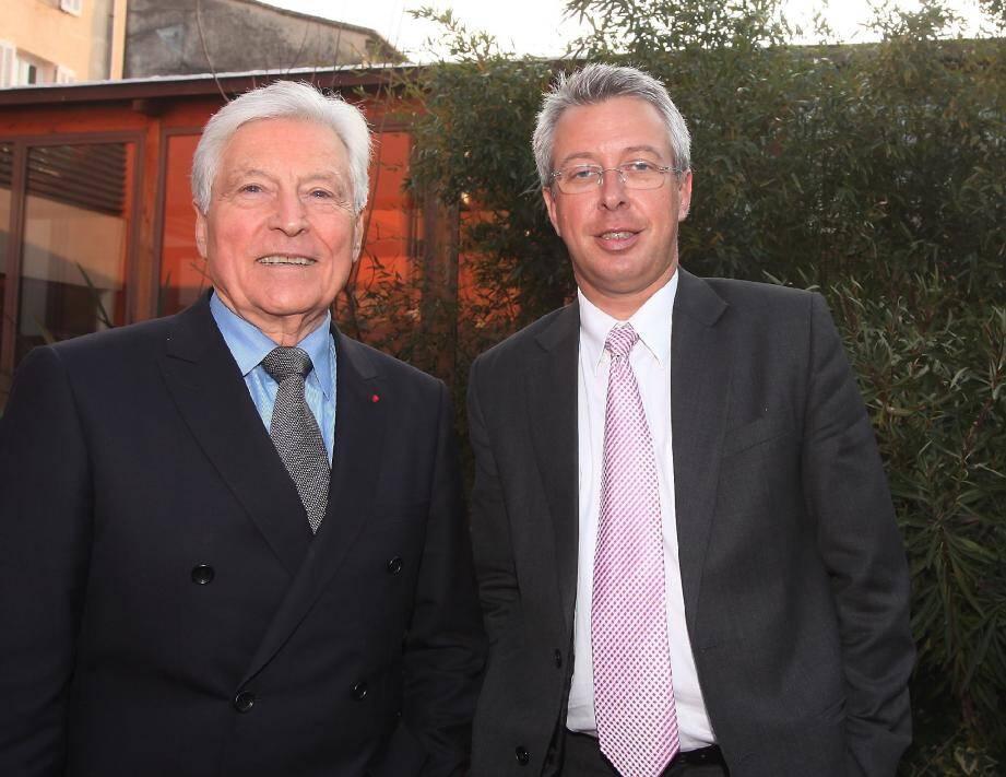 Max Piselli et François Cavallier : deux hommes d'expérience pour deux territoires où ils exercent une indéniable influence, la Dracénie et le pays de Fayence. Soit une bonne partie des électeurs.