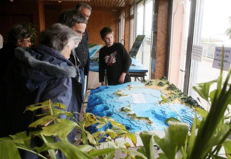 Expositions et ateliers, entre autres, permettront de découvrir les trésors de la faune sous-marine.
