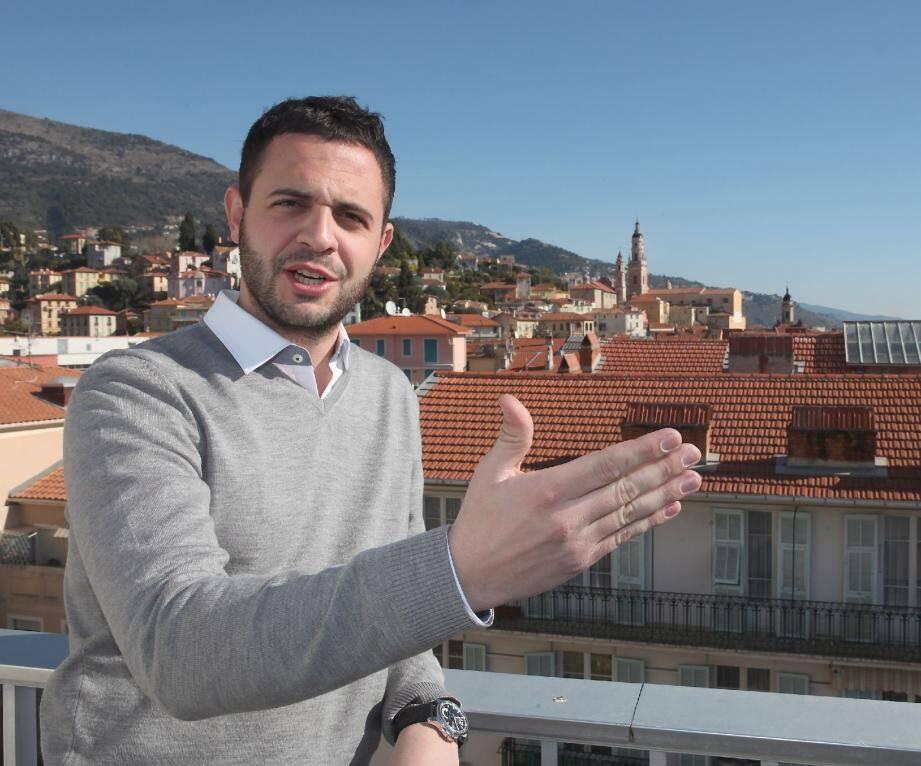 Mathieu Messina prend la tête du syndicat des hôteliers, qui compte 52 membres répartis entre Menton, Roquebrune, l'arrière-pays jusqu'à Saint-Dalmas, La Turbie, Cap-d'Ail et Beausoleil.