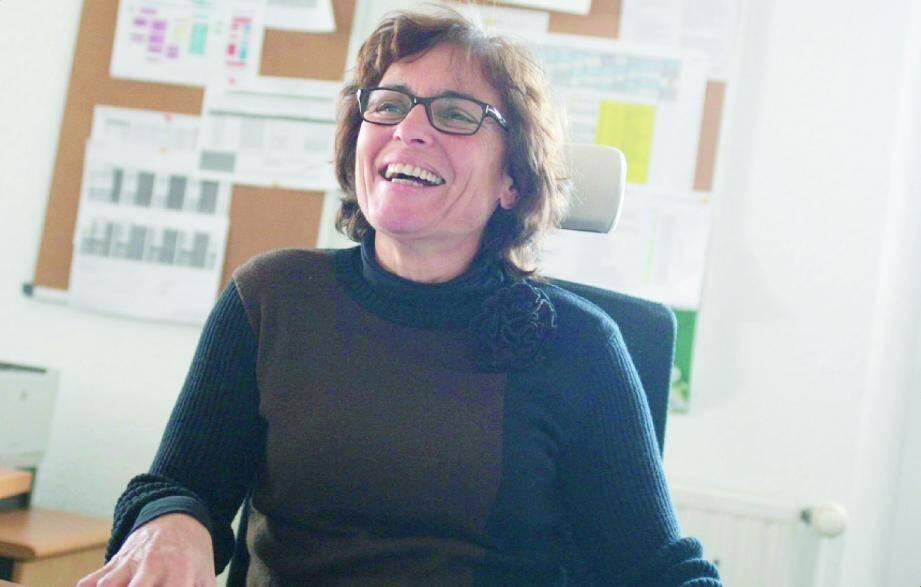 Dorlène Orecchioni dirige des établissements agricoles depuis dix ans.