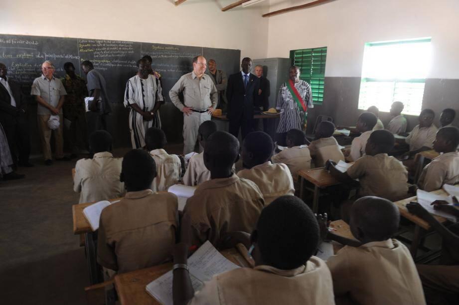 La fondation Mérieux se mobilise au service de la lutte mondiale contre les maladies infectieuses.(DR)