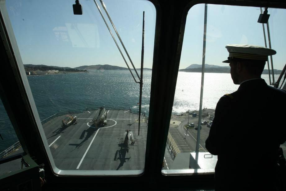 Durant cinq mois, le navire et son équipage sillonneront le globe : Méditerranée, Canal de Suez, océan Indien, puis retour à Brest par l'Atlantique, en passant le cap de Bonne Espérance.