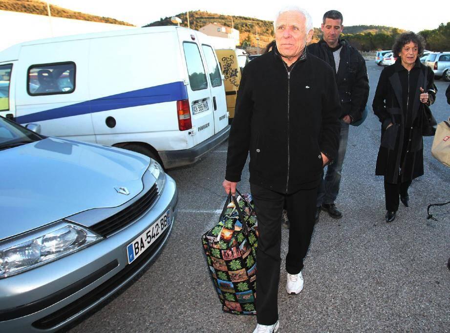 Christian Iacono, 77 ans, se morfond en détention depuis le 9 janvier dernier à la maison d'arrêt de Grasse pour purger sa peine.