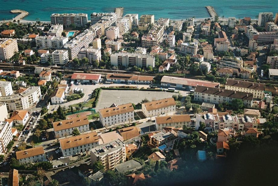33 000 m2 à aménager au cœur de Roquebrune-Cap-Martin, un projet vital pour l'agglo et tout l'est