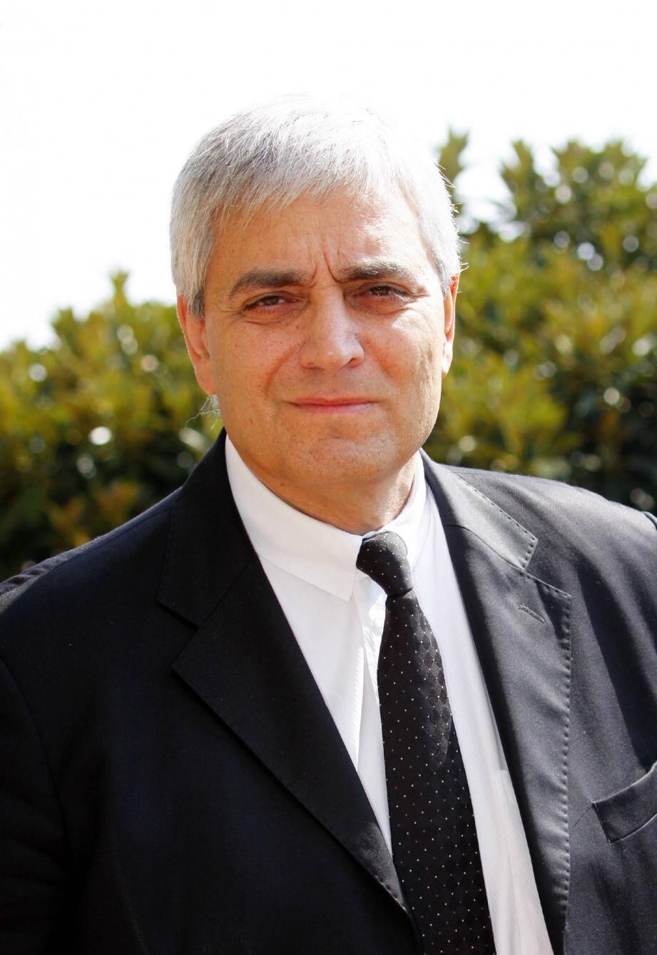 Stéphane Cherki, 56 ans.