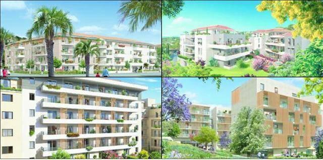 Dans tout le département, des programmes proposent des logements neufs.