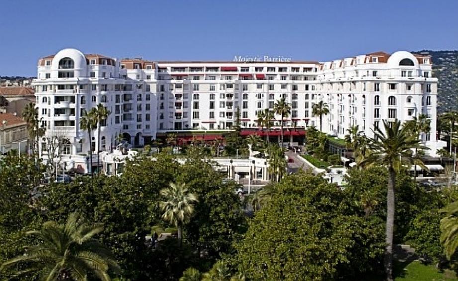 Le Majestic de Cannes.