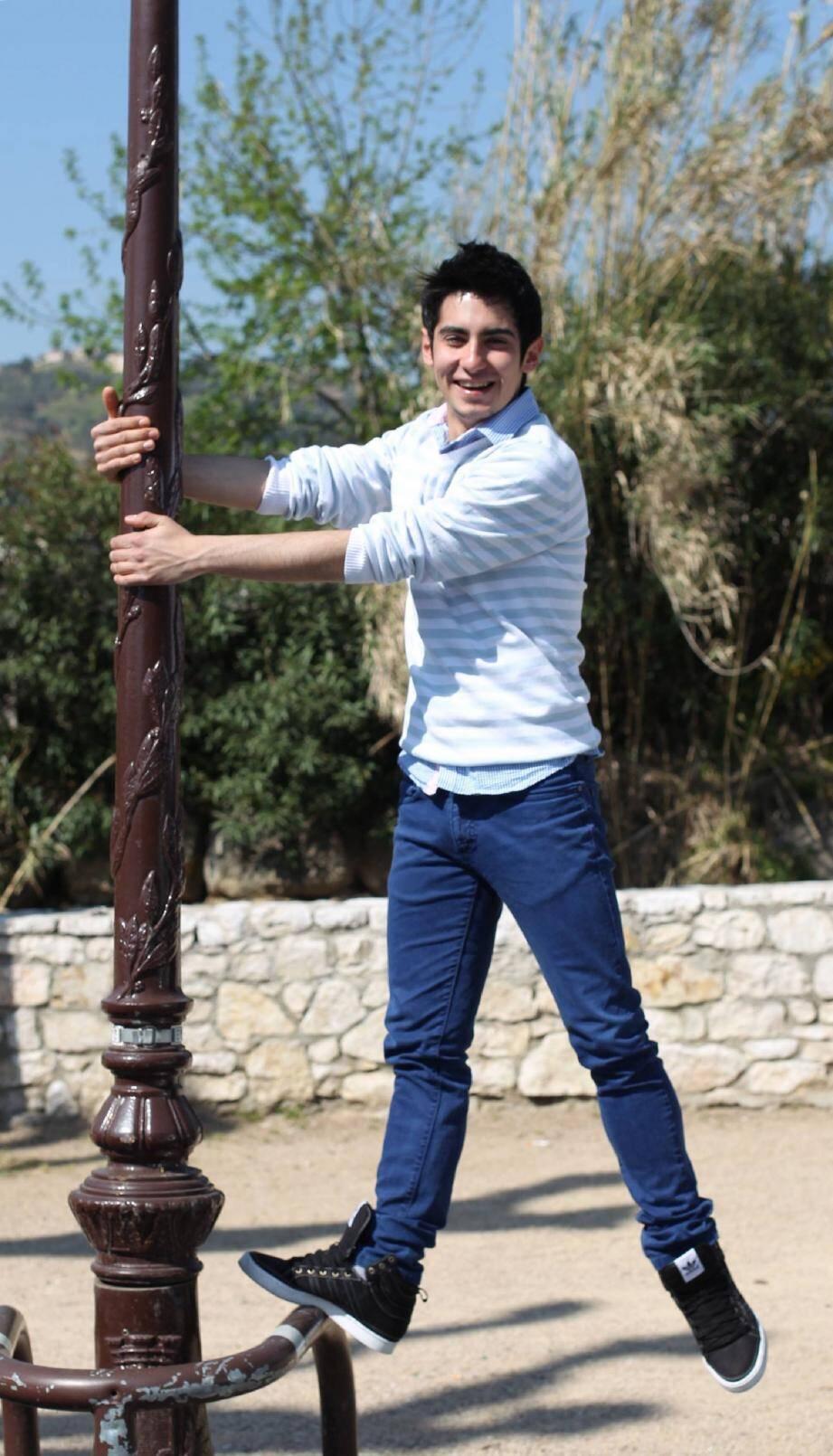 Philippe Solano a 21 ans. Pourtant, il a déjà eu trois vies.