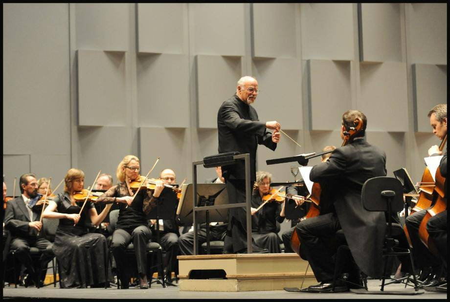 Au cours ce « printemps », une extraordinaire série de concerts sur Bruckner est proposée.(DR)