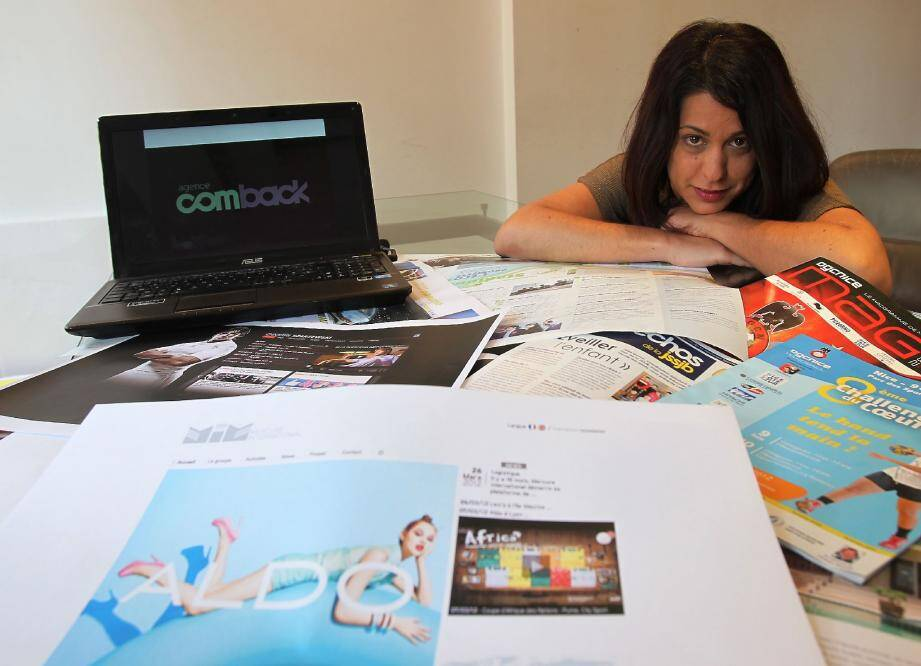 Jessica Marcou, ESPEME promo 2006, co-dirige son agence de communication.