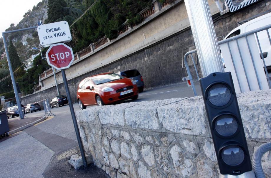La ville fait du renforcement des équipements de sécurité routière l'un des axes forts de l'année 2012.